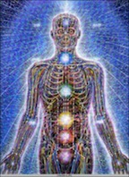 vital energy flowing