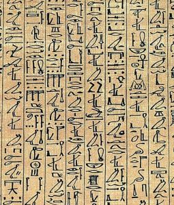 409px-Papyrus_Ani_curs_hiero