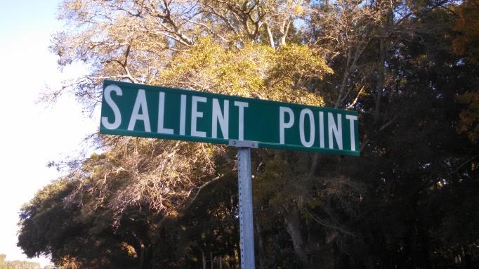 salient point